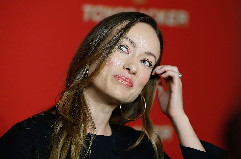 Olivia Wilde's three Valentine's Day loves have our hearts bursting