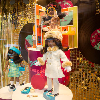American Girl just released a very unexpected doll
