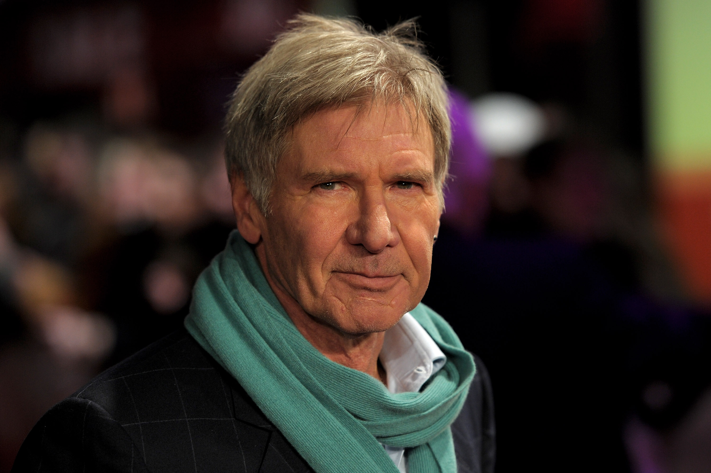 Oh noooooo, Harrison Ford was just involved in *another* plane incident