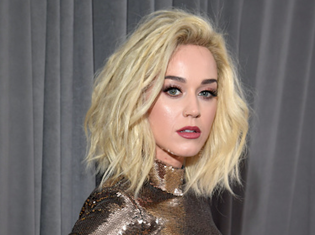 """Katy Perry named a shoe after Hillary Clinton — and it's meant to put a """"pep in her step"""""""
