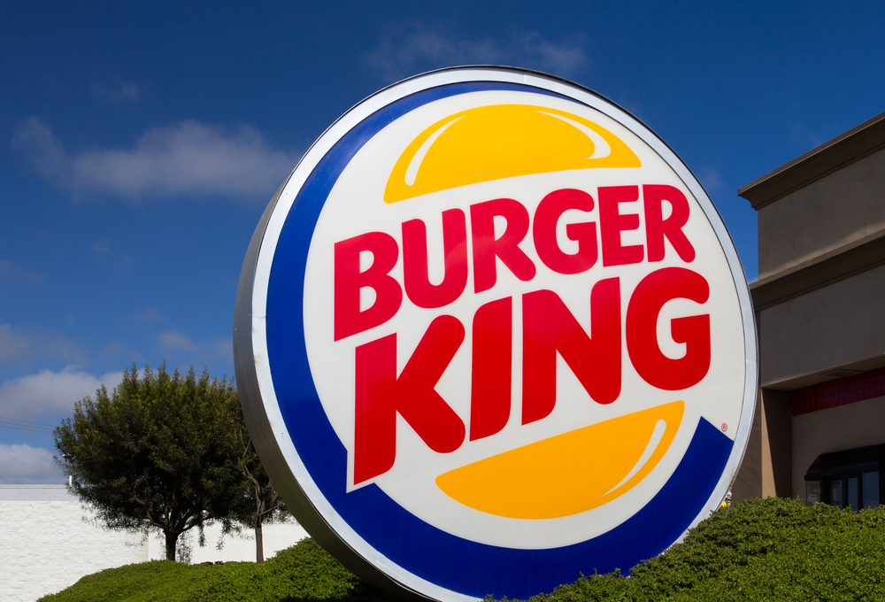 This couple broke up in Burger King's Instagram comment section, and it was intense