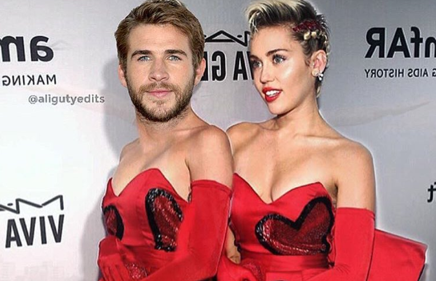 Miley Cyrus and Liam Hemsworth's Valentine's Day was pretty much all about dogs