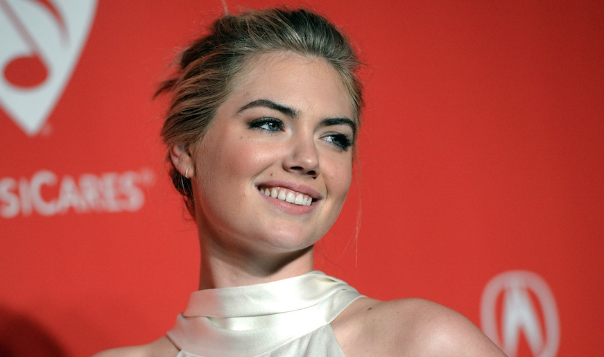 "Kate Upton rocks what may just be a rope on the cover of ""Sports Illustrated"" Swimsuit Edition"