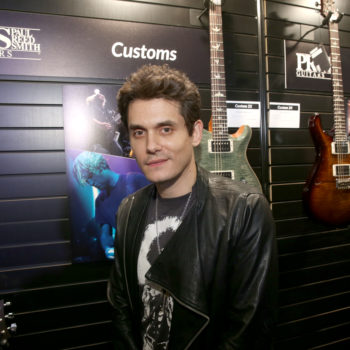 John Mayer's Valentine's Day outfit is hilarious and playful, which is what we expect from him by now