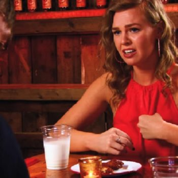These people ate the world's spiciest chicken wings on a blind date, and it's truly hard to watch