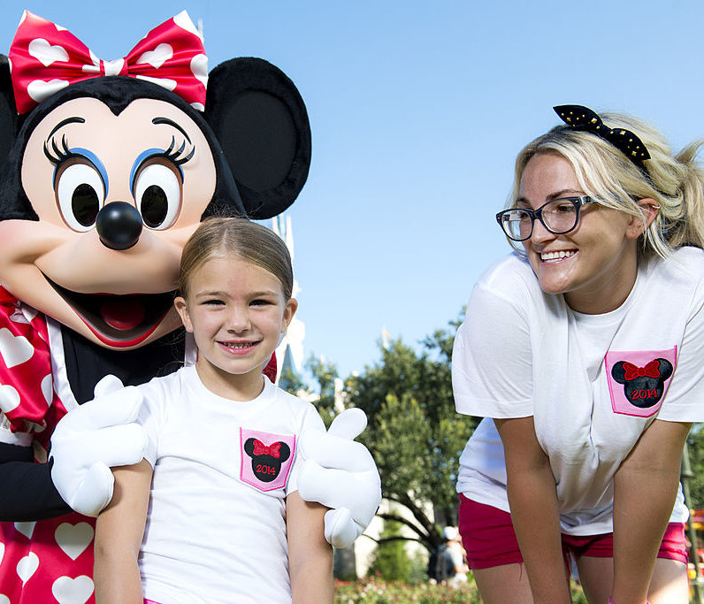 Jamie Lynn Spears posted the sweetest pic of daughter Maddie for Valentine's Day