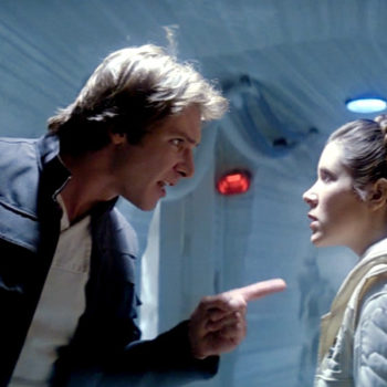 """We now know a little bit more as to why Han and Leia drifted apart before """"Star Wars: The Force Awakens"""""""