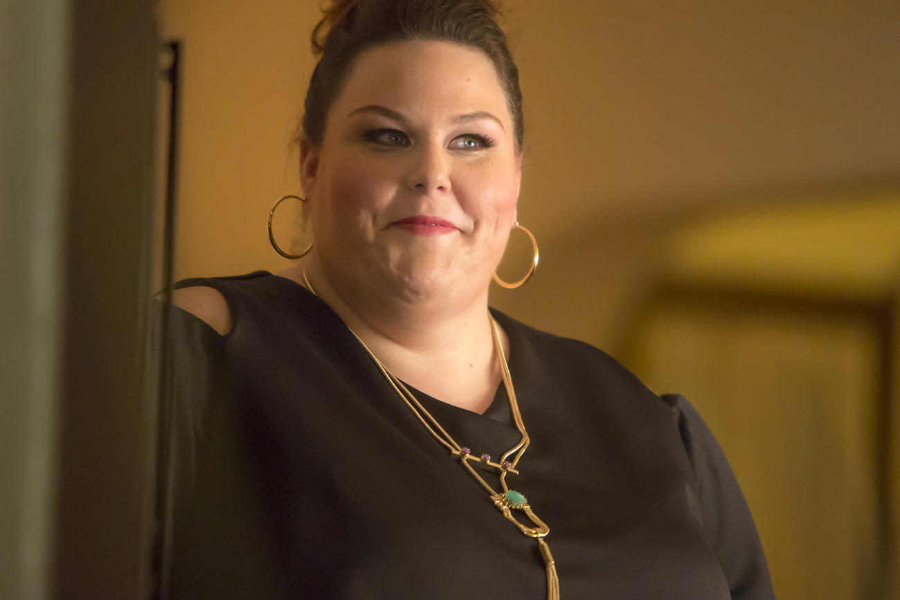"""Chrissy Metz has an idea for a """"This Is Us"""" crossover that will somehow make it even more perfect"""