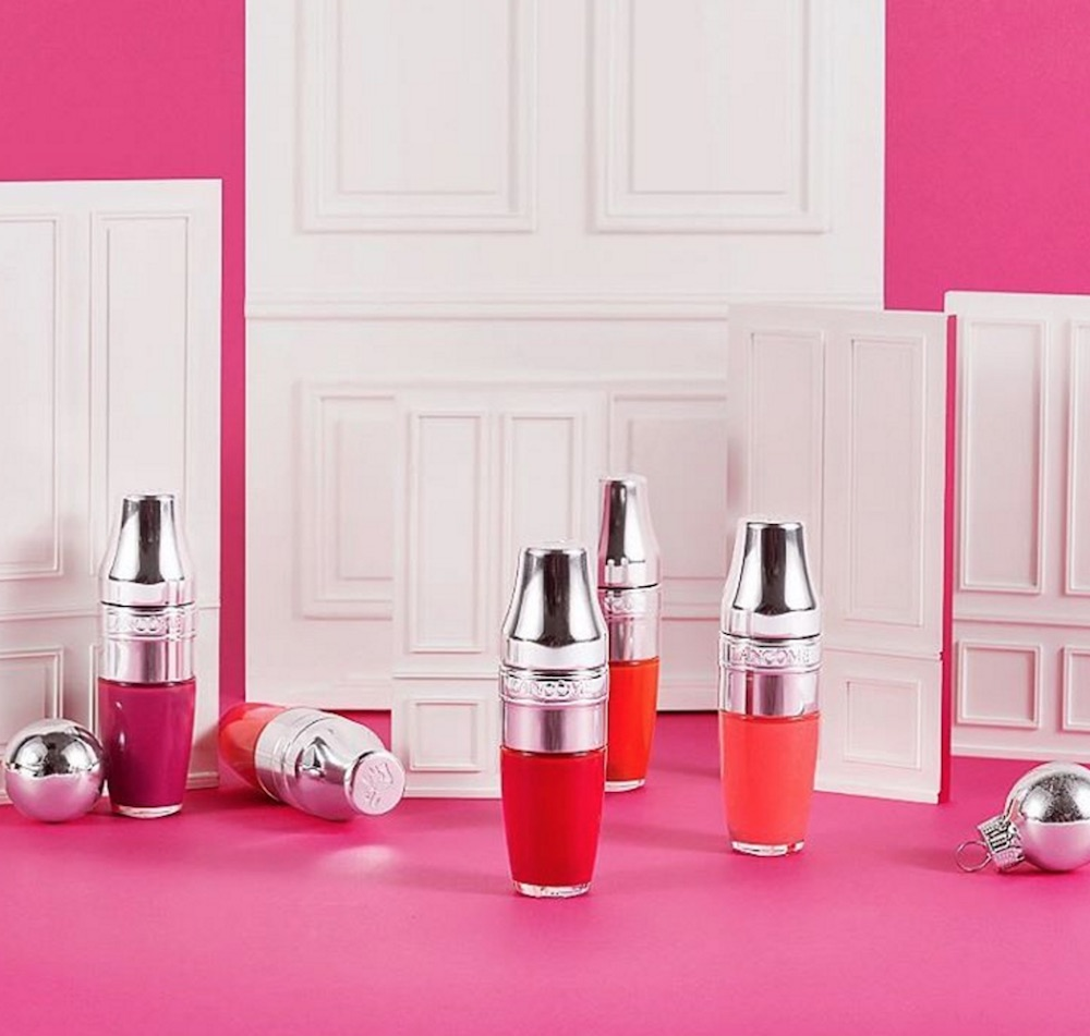 Lancôme's upcoming Matte Shaker is the lipstick version of the cocktail-shaped Juicy Shaker