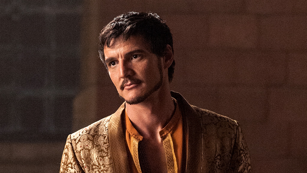 """Trust us, you don't want to miss Pedro Pascal (aka, Oberyn Martell) wearing camo in """"Esquire"""""""