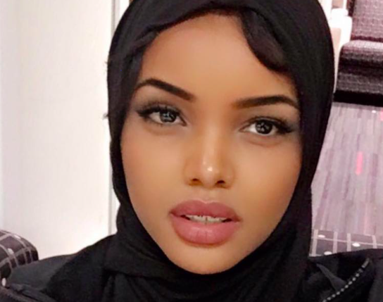 Kanye West casts refugee hijabi model Halima Aden in his Yeezy show at NYFW, and she slayed