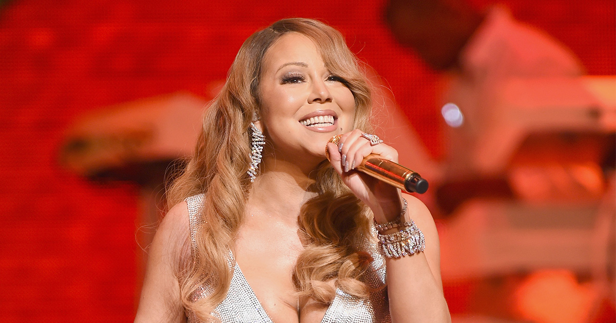 Mariah Carey made her musical TV comeback following THAT New Year's Eve performance