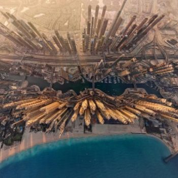 These dizzying aerial views of cities around the world will trigger your wanderlust (and maybe your vertigo)