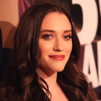 Kat Dennings is voicing a character in a classic audiobook, and she's stoked