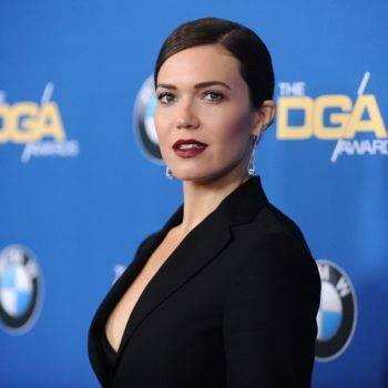 """Mandy Moore shared her thoughts on THAT big """"This Is Us"""" fight"""