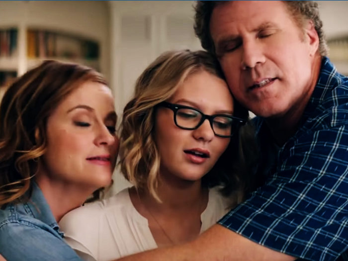 The trailer for Will Ferrell and Amy Poehler's new movie ...