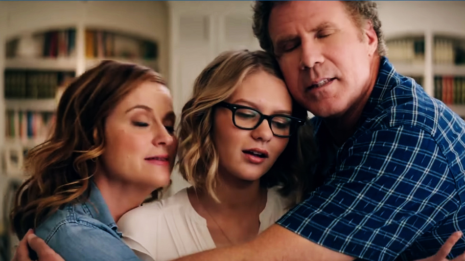 The trailer for Will Ferrell and Amy Poehler's new movie is here, and we can't stop laughing