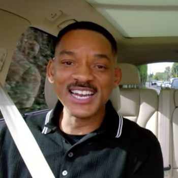 """The full trailer for the Carpool Karaoke spin-off series features Will Smith rapping to """"Fresh Prince of Bel Air,"""" and we cannot handle"""