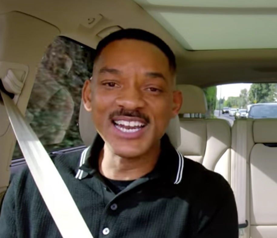 "The full trailer for the Carpool Karaoke spin-off series features Will Smith rapping to ""Fresh Prince of Bel Air,"" and we cannot handle"