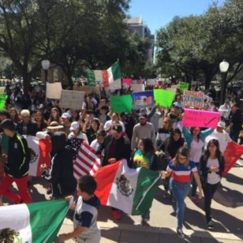 "Here's what's going on with the ""day without immigrants"" signs you keep seeing today"