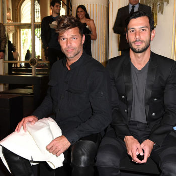 Ricky Martin met his fiancé Jwan Yosef on Instagram proving that celebs date online too!