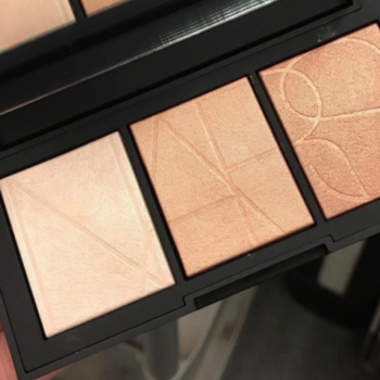 Nars's new highlighting palette will give us that tropical vacay glow