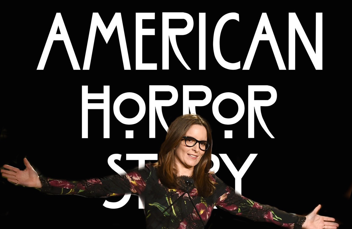 "Tina Fey once correctly joked about the theme of ""American Horror Story"" Season 7"