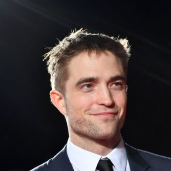 "Robert Pattinson looks like a whole new man at ""The Lost City of Z"" premiere"