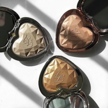 This closer look at Too Faced's upcoming pearlescent highlighter is the stuff of dreams