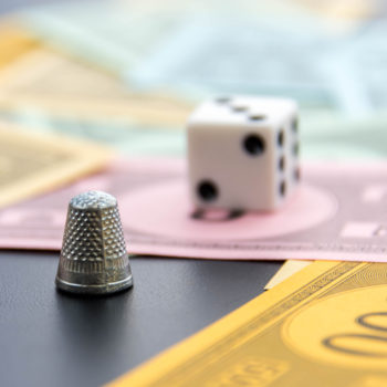 The internet has a lot of feelings about Monopoly retiring the thimble
