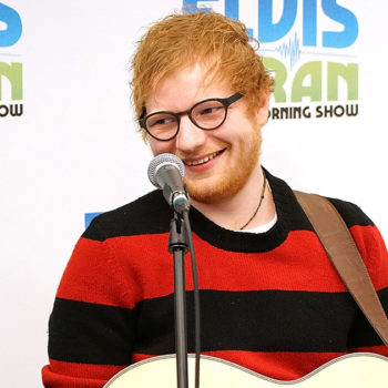 Ed Sheeran has just released a tender love song, and we can't stop swooning
