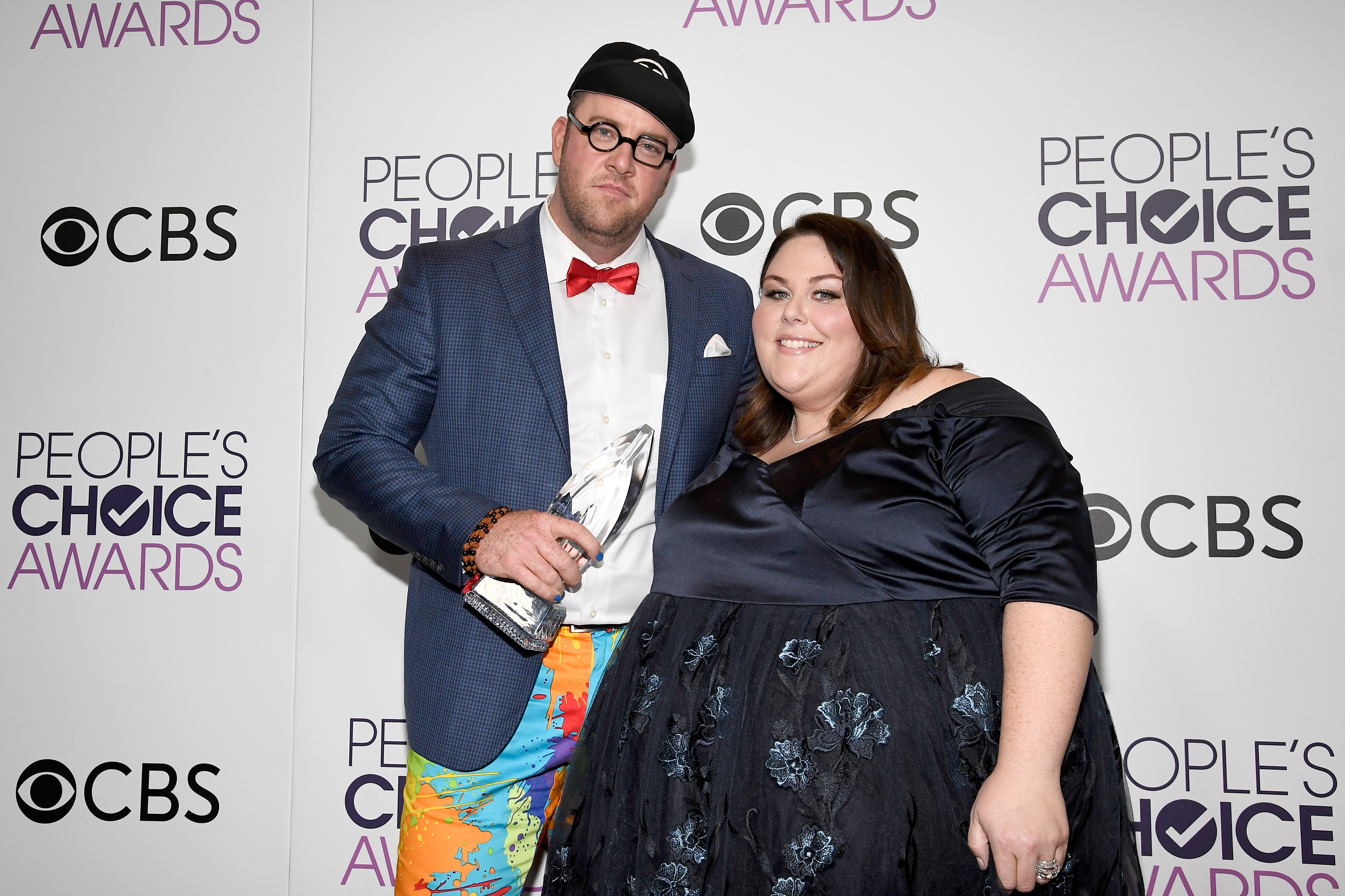 chrissy metz says chris sullivan 39 s this is us fat suit
