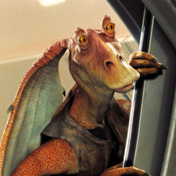We now know what happened to Jar Jar Binks, in case this Gungan keeps you up at night