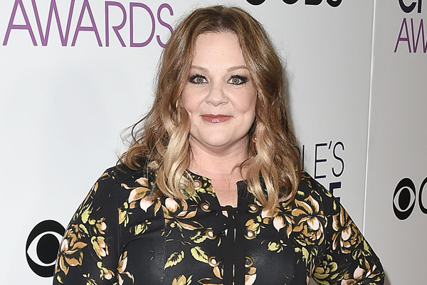 Melissa McCarthy went from Sean Spicer to another nearly unrecognizable role