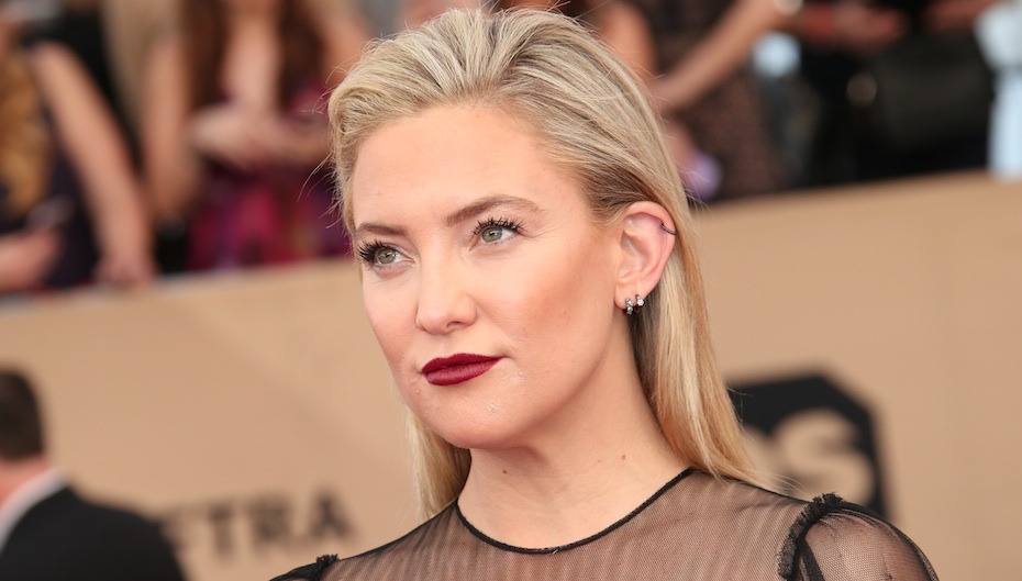 Kate Hudson got real about why dating apps aren't for her
