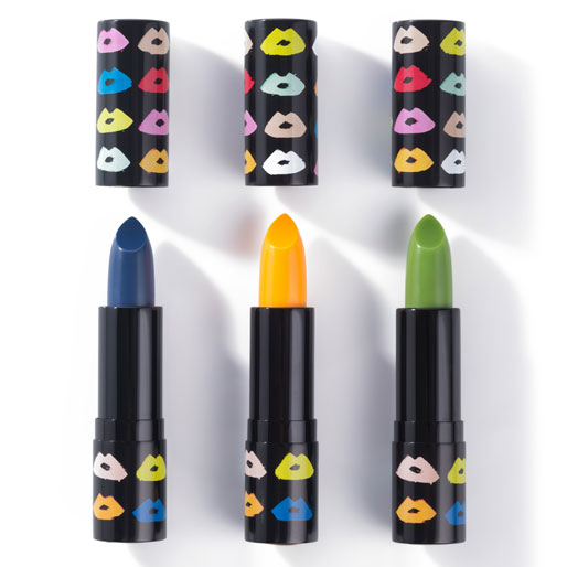 Flirt Cosmetics released a new collection that reminds us of old-school mood lipsticks