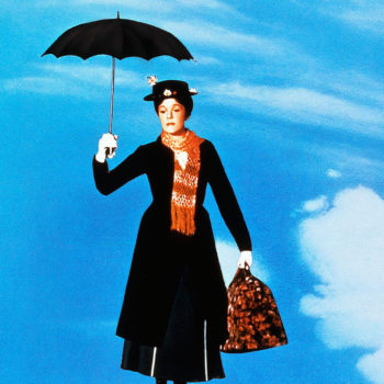"""This is certainly super — the first picture of Emily Blunt in """"Mary Poppins Returns"""" is here"""