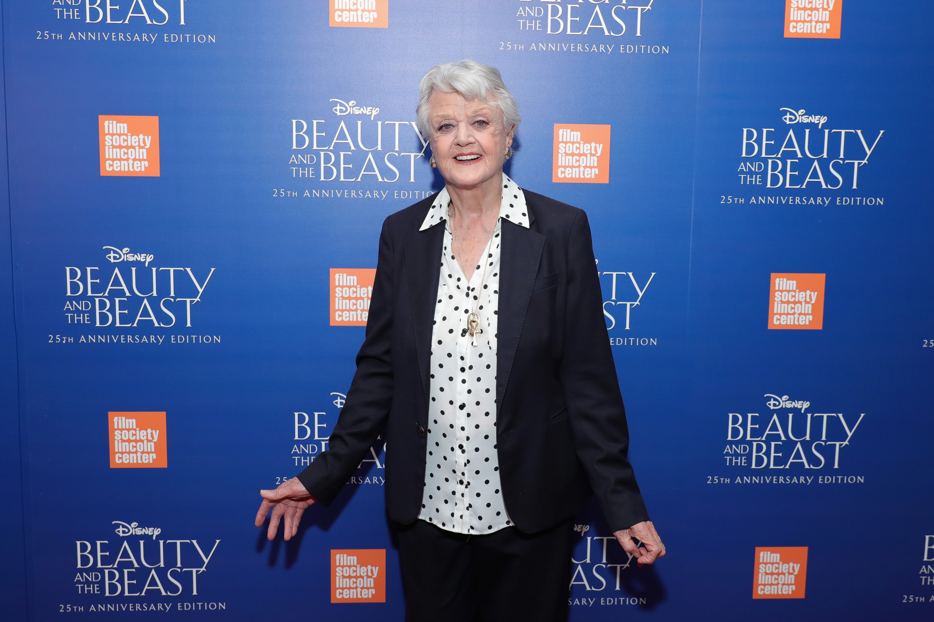 """Now *this* is practically perfect casting: Angela Lansbury is joining """"Mary Poppins Returns"""""""