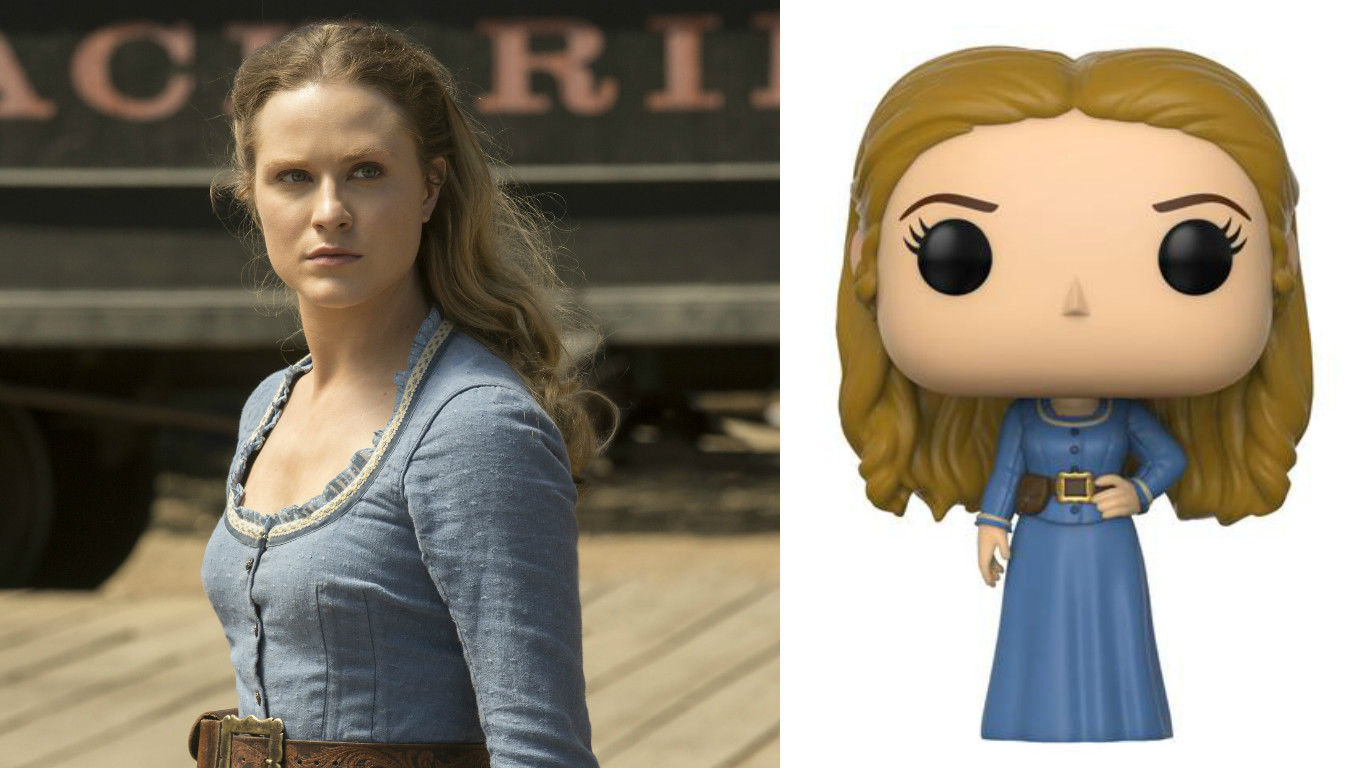 Funko Is Releasing A Line Of Quot Westworld Quot Pops And They