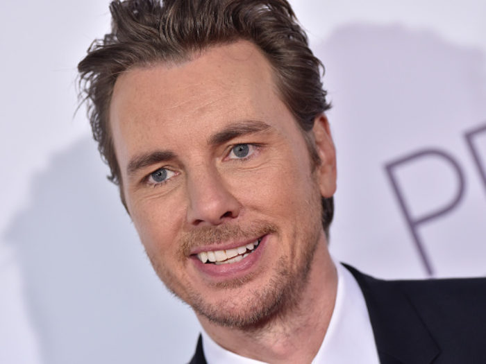 Dax Shepard Just Shared A Pretty Surreal Experience With