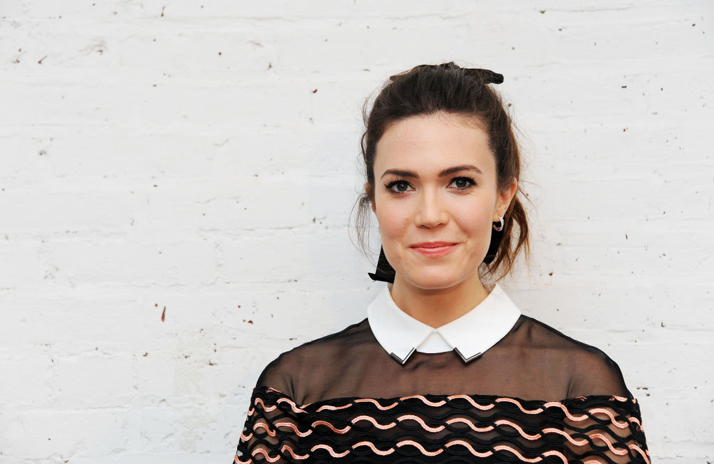 Mandy Moore was EVERYWHERE at New York Fashion Week, and we need to talk about her gorgeous outfits
