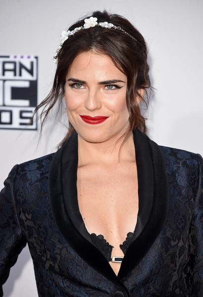 """HTGAWM""'s Karla Souza explains why her bicultural characters are so important right now"