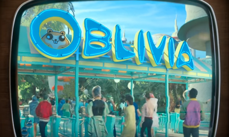 "Katy Perry is offering ""free"" admission to this unnerving amusement park, and we have questions"