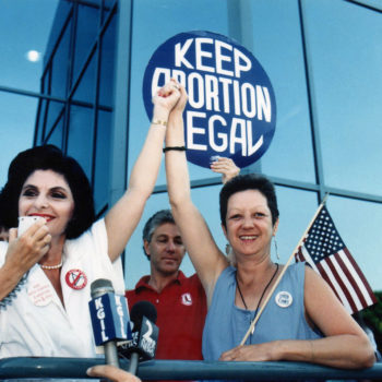 Norma McCorvy, Jane Roe of Roe v. Wade, dies at 69 — but her legacy will live on forever