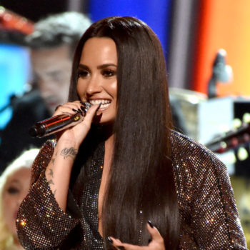 Here's Demi Lovato doing jiu-jitsu, because this chick can literally do anything