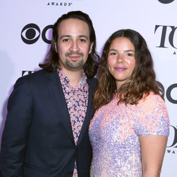 "Lin-Manuel Miranda said he booked ""Moana"" on the same day he found out he was going to be a dad"