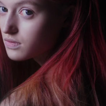 An actual witch just invented color-changing hair dye, and it's unbelievably cool