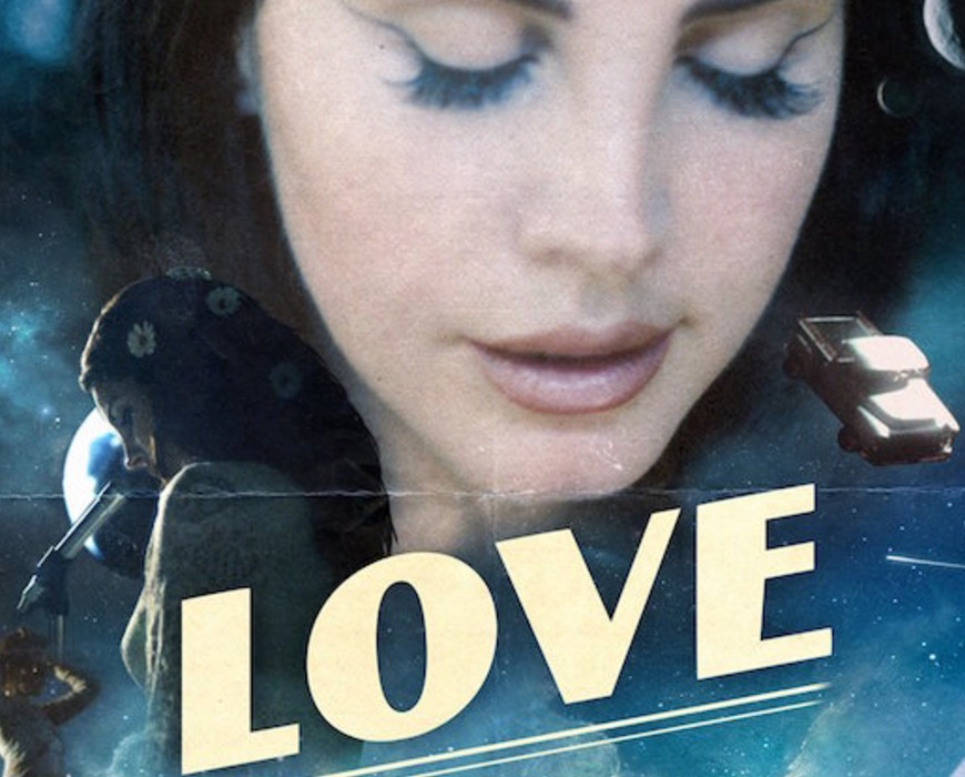 "Lana Del Rey dropped her new song ""Love,"" and yeah we love it"