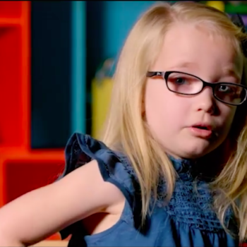 This 5-year old girl will be your new feminist icon after you hear talk about science, karate, and the right to vote