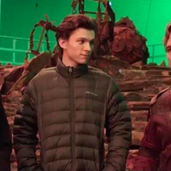 "Spider-man actor Tom Holland just took an extreme step to stop us from getting any ""Avengers"" spoilers"